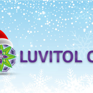 Luvitol CBD Holiday Gift Cards