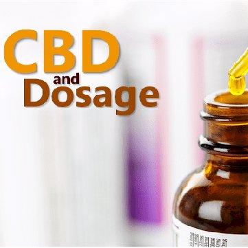 how much cbd should i take optimal dosage