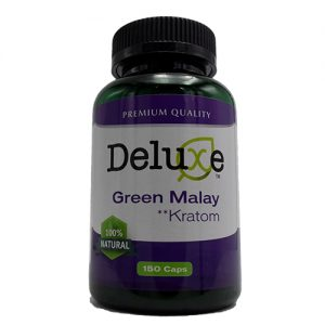 Kratom - Green Malay Capsules