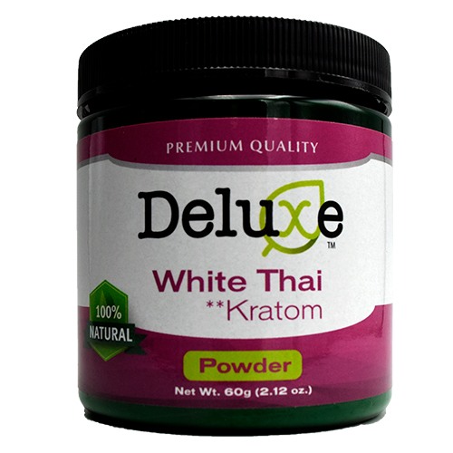 kratom white thai powder